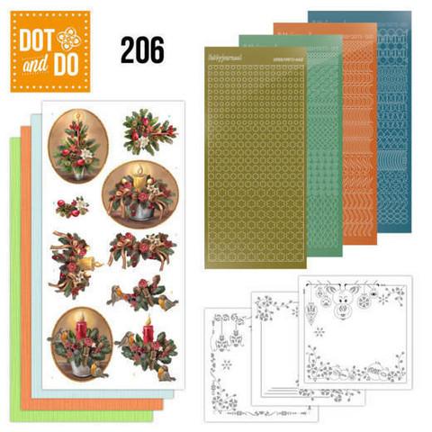 Dot and Do 206 pakkaus History of Christmas