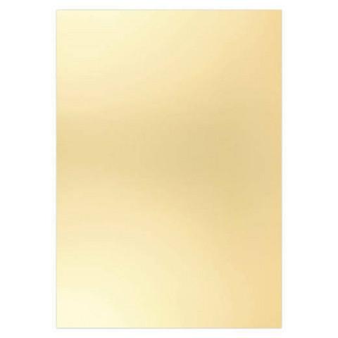 Card Deco Metallic -kartonki, sävy Gold, A4, 6 kpl
