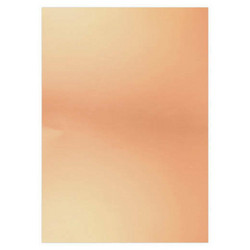 Card Deco Metallic -kartonki, sävy Copper, A4, 6 kpl