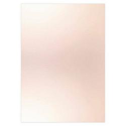 Card Deco Metallic -kartonki, sävy Rose Gold, A4, 6 kpl