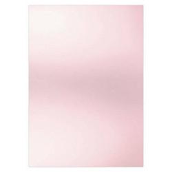 Card Deco Metallic -kartonki, sävy Old Pink, A4, 6 kpl