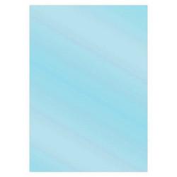 Card Deco Metallic -kartonki, sävy Light Blue, A4, 6 kpl