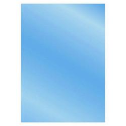 Card Deco Metallic -kartonki, sävy Blue, A4, 6 kpl