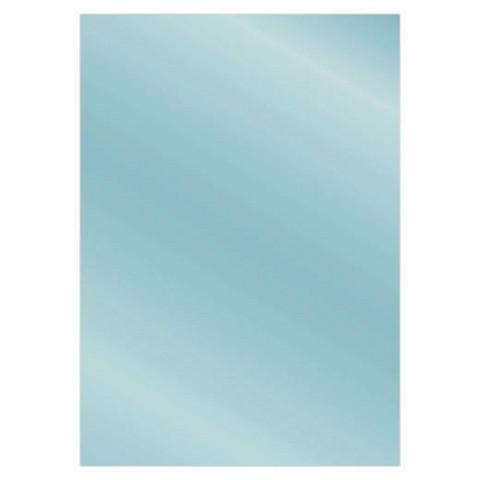 Card Deco Metallic -kartonki, sävy Ice, A4, 6 kpl