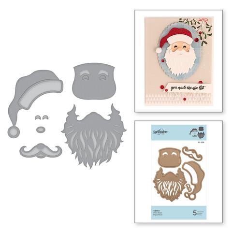 Spellbinders stanssisetti Santa