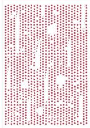 Stamperia sapluuna Andalusia Escenario, A4