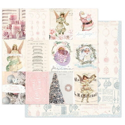 Prima Hello Christmas Sparkle -skräppipaperi Magical Holiday