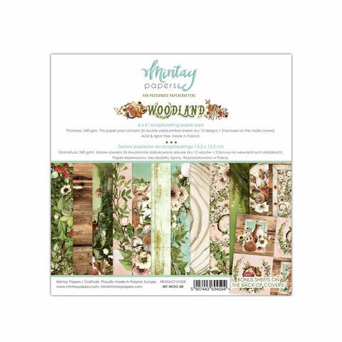 Mintay paperipakkaus Woodland