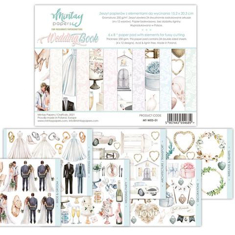 Mintay korttikuvakirja Wedding