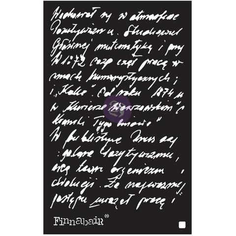 Finnabair sapluuna Ghostwriter