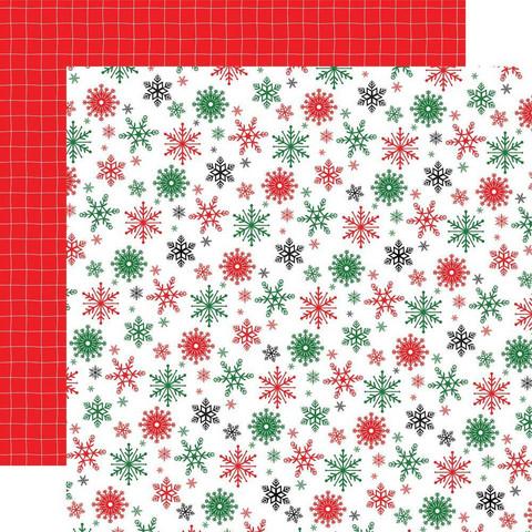 Carta Bella Christmas Cheer skräppipaperi Happy Holidays