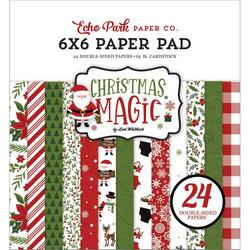 Echo Park Christmas Magic -paperipakkaus