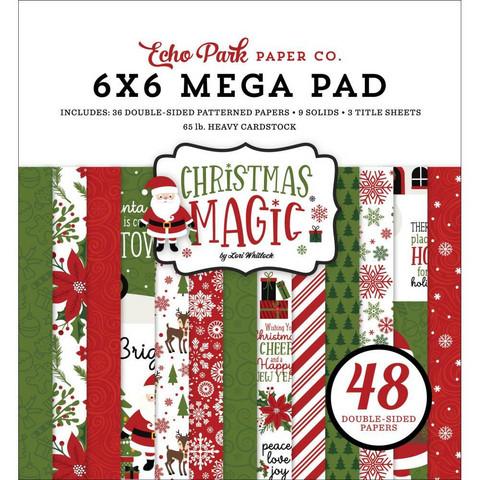 Echo Park Christmas Magic - MEGA paperipakkaus