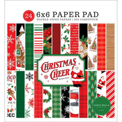 Carta Bella Christmas Cheer -paperipakkaus