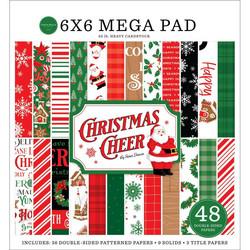 Carta Bella Christmas Cheer - MEGA paperipakkaus