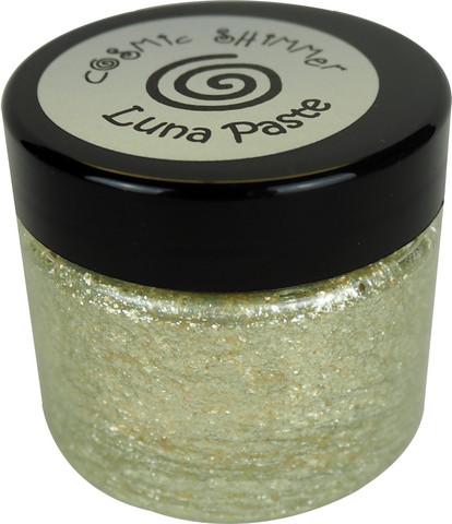 Cosmic Shimmer Luna -pasta, sävy Stellar Champagne