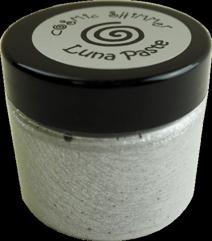 Cosmic Shimmer Luna -pasta, sävy Moonlight Silver