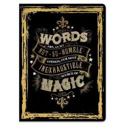 Paper House Harry Potter Magic Softcover Journal -muistikirja