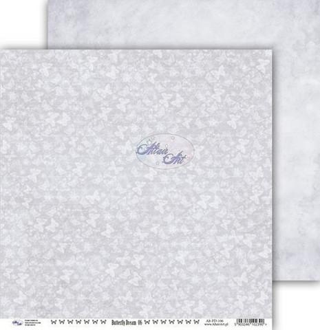 Altair Art skräppipaperi Butterfly Dream 06