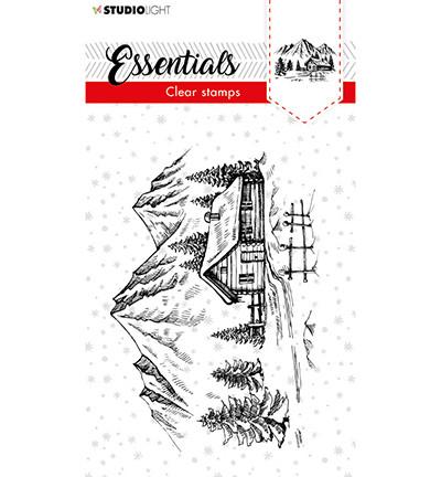 Studio Light leimasin Stamp Christmas Senery Essentials