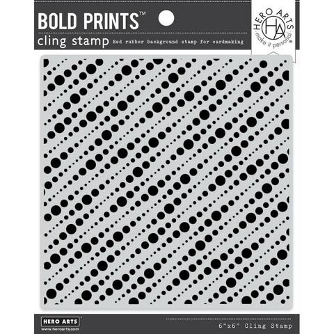 Hero Arts leimasin String Dots Bold Prints