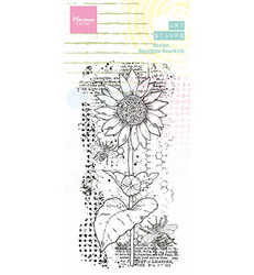 Marianne Design leimasinsetti Sunflower