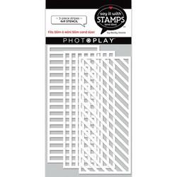 PhotoPlay sapluunasetti Slimline Stripes
