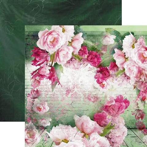 13@rts skräppipaperi Carmen, Flower Dance