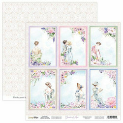 ScrapBoys Garden of Love skräppipaperi 06