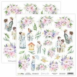 ScrapBoys Garden of Love skräppipaperi 07