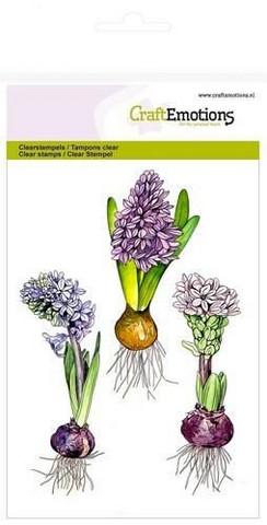 CraftEmotions leimasinsetti Hyacinth