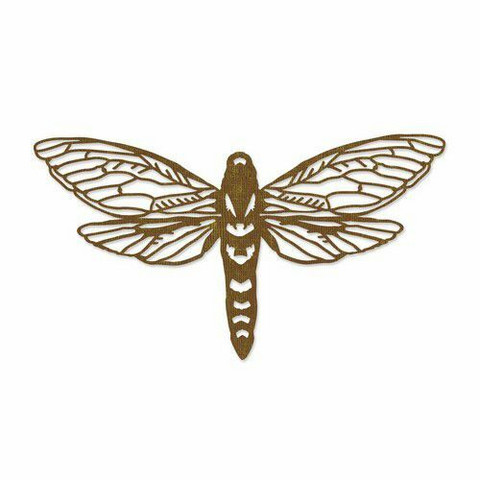 Sizzix Thinlits stanssi Perspective Moth