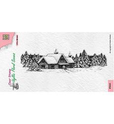 Nellie's Choice leimasin Snowy House