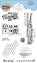 Elizabeth Craft Designs leimasin Background 1