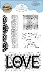 Elizabeth Craft Designs leimasin Background 3