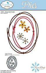 Elizabeth Craft Designs stanssi Entwined Ovals