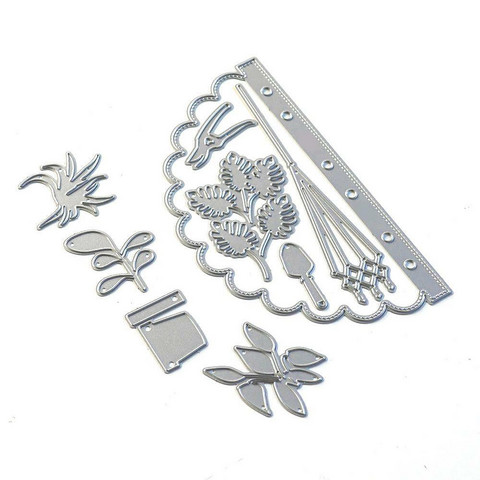 Elizabeth Craft Designs stanssi Sidekick Essentials 12, Scallop Insert