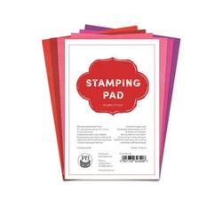 P13 paperipakkaus Stamping Pad, Shades of Love, 4