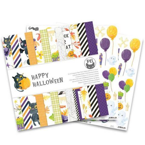 P13 paperipakkaus Happy Halloween, 12