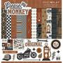 PhotoPlay Grease Monkey -paperipakkaus, 12