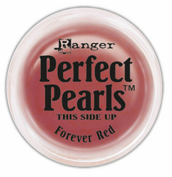 Perfect Pearls -pigmenttijauhe, sävy Forever Red