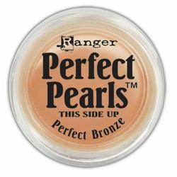 Perfect Pearls -pigmenttijauhe, sävy Perfect Bronze
