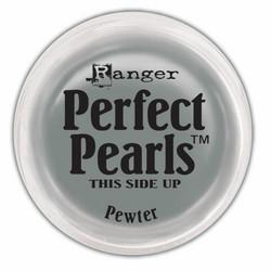Perfect Pearls -pigmenttijauhe, sävy Pewter