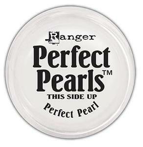 Perfect Pearls -pigmenttijauhe, sävy Perfect Pearl