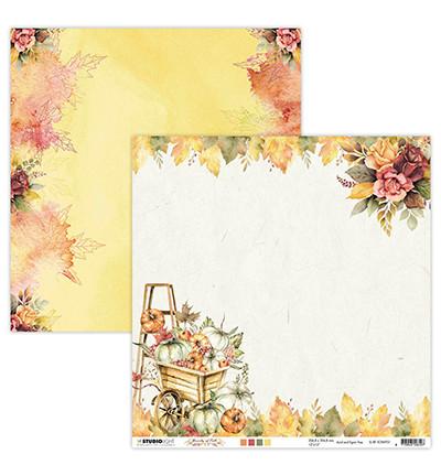 Studio Light skräppipaperi Beauty Of Fall