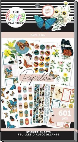 Mambi Happy Planner Value Pack -tarrapakkaus Papillon