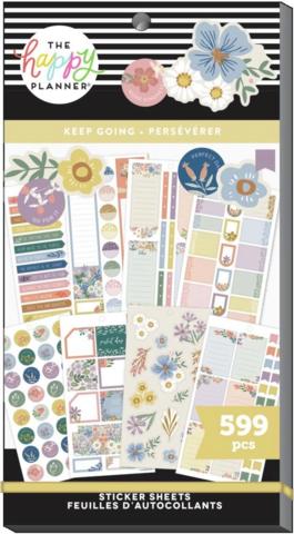 Mambi Happy Planner Value Pack -tarrapakkaus Keep Going