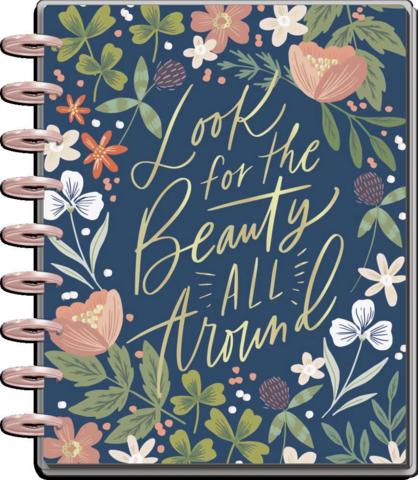 Mambi Classic Planner -kalenteri, Beauty All Around, 12 kk päivätty
