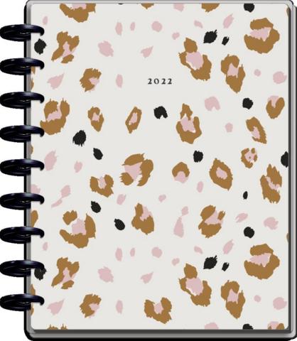 Mambi Classic Planner -kalenteri, Neutral Jungle, 12 kk päivätty