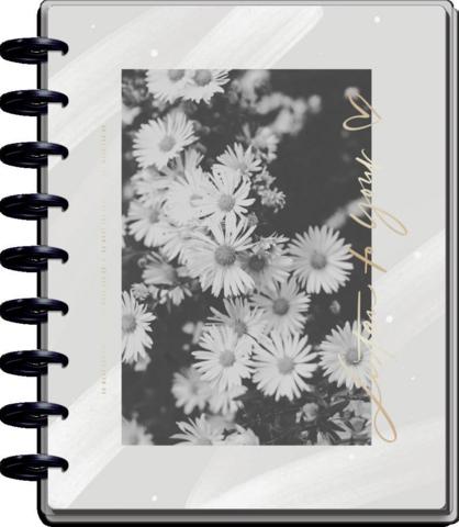 Mambi Classic Welness Planner -kalenteri, Listen to Your Heart, 12 kk päivätty